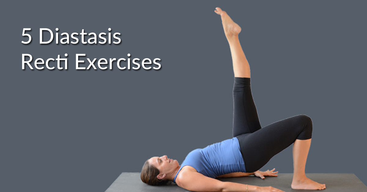 Can You Do Too Many Diastasis Recti Exercises
